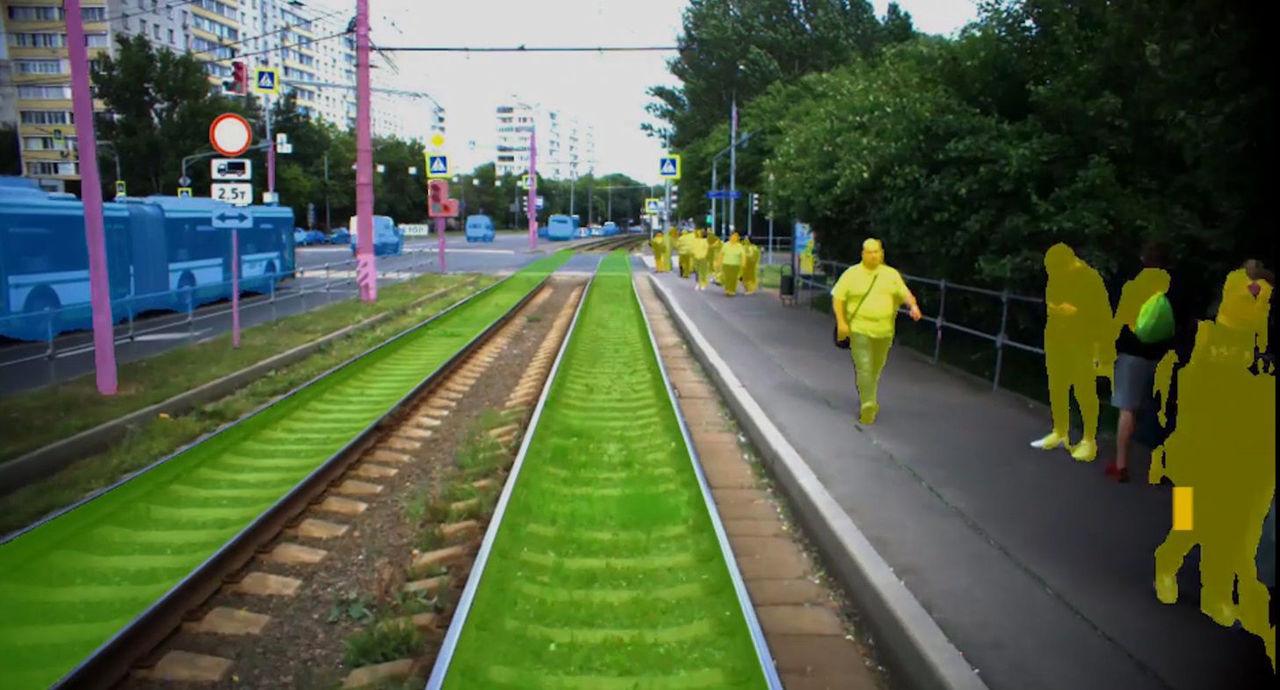 Snart börjar självkörande spårvagnar rulla i Shanghai