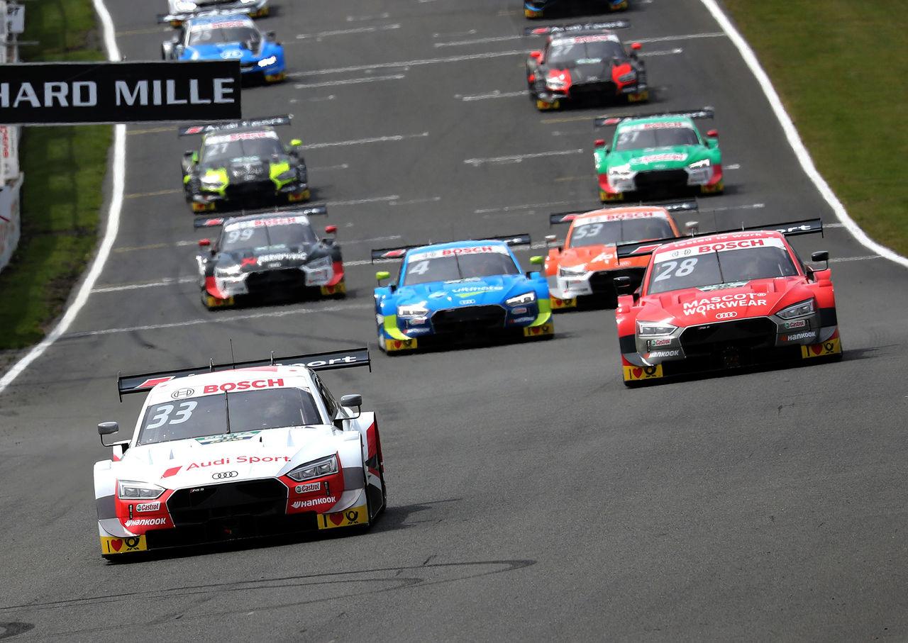 Audi lämnar DTM och fokuserar på Formel E