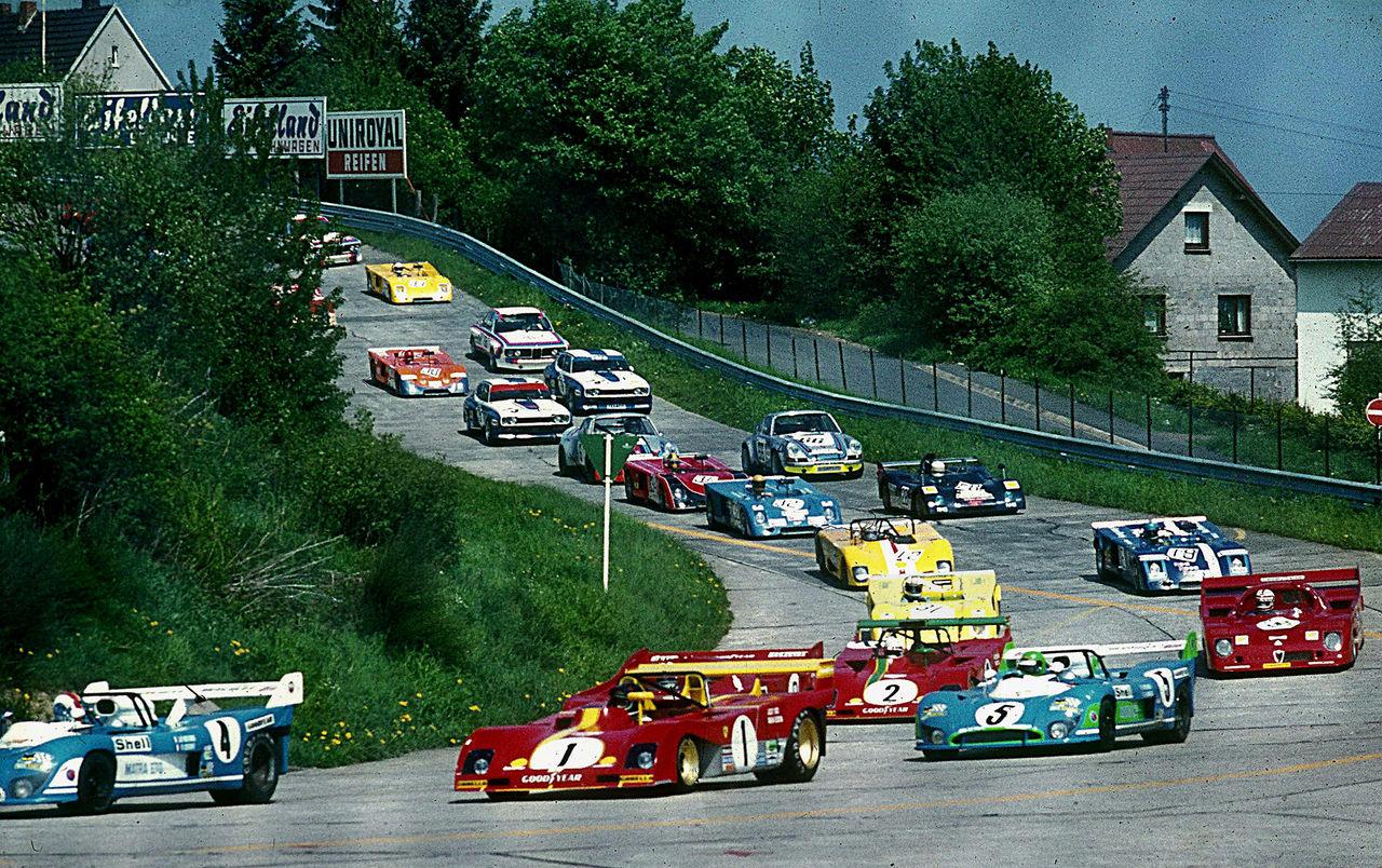 Idag öppnar Nürburgring sin verksamhet igen