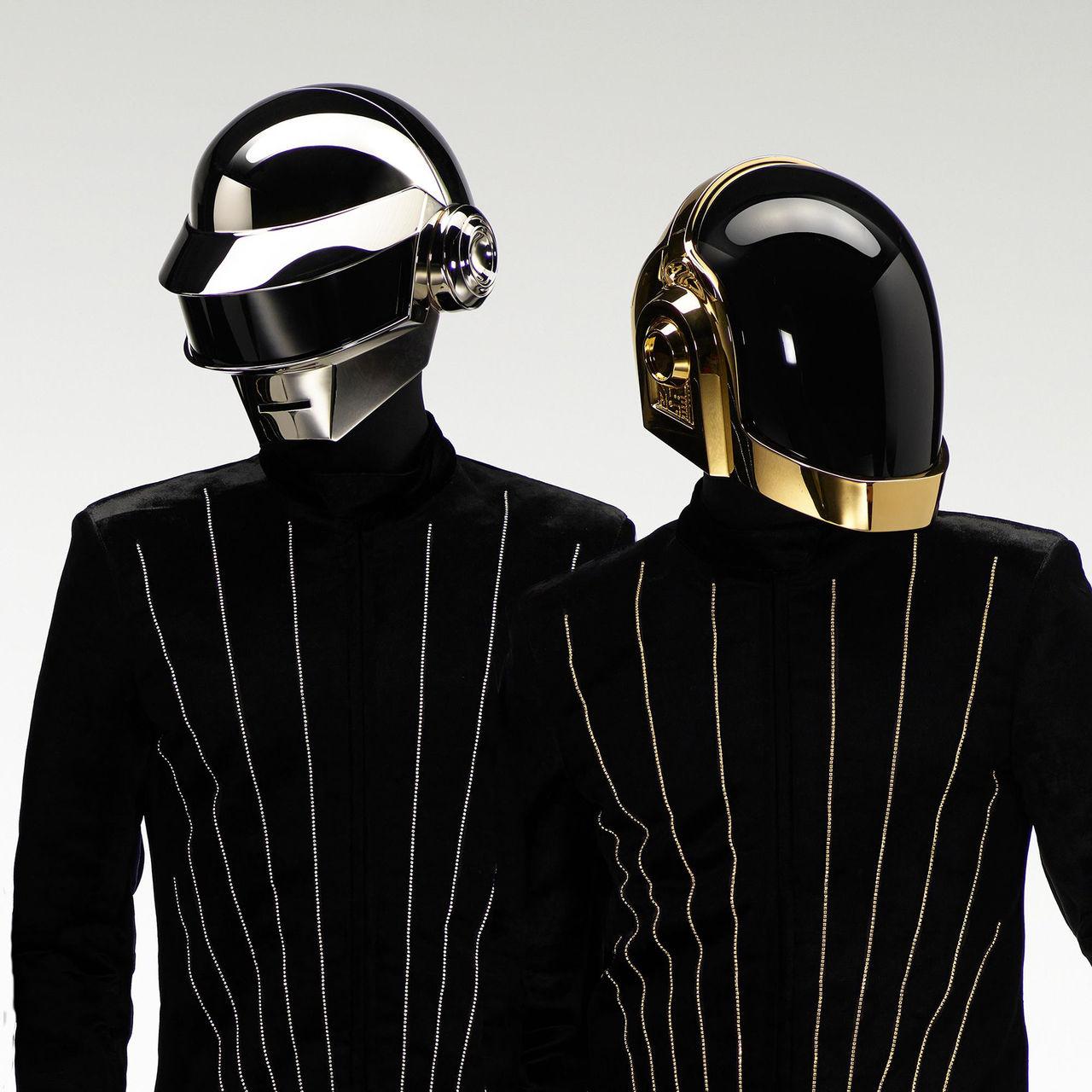 Daft Punk gör ny filmmusik