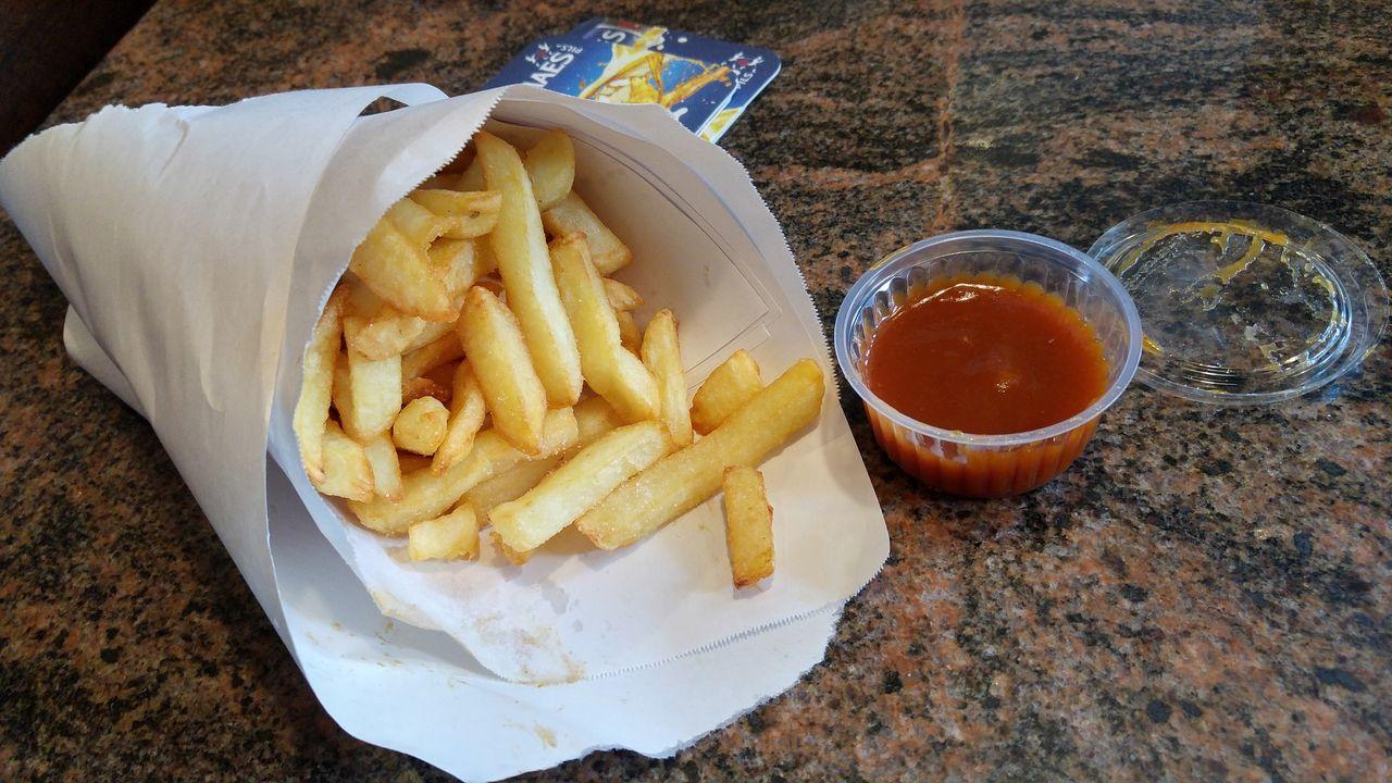 Belgare uppmanas att äta mer pommes frites