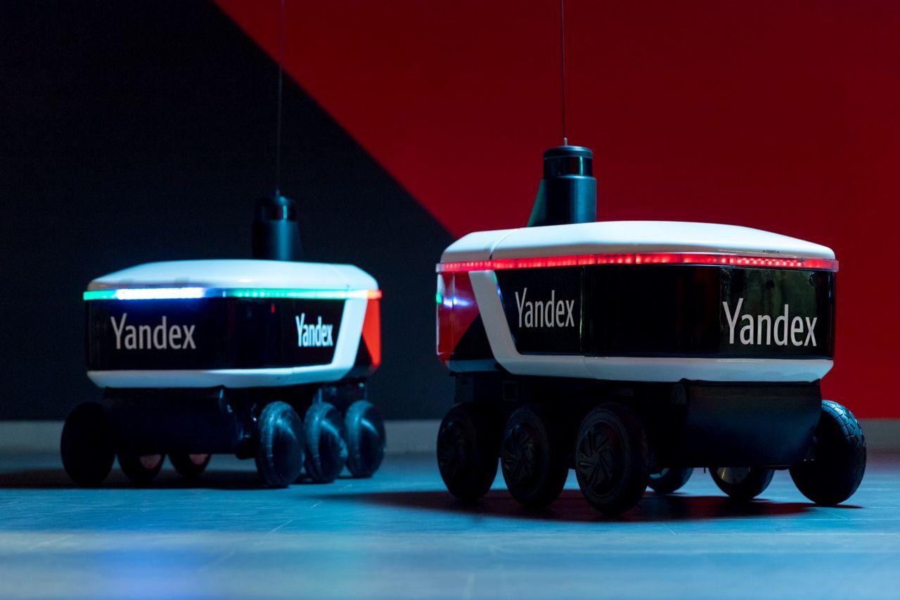 Yandex robotfordon börjar rulla på gatorna i Moskva