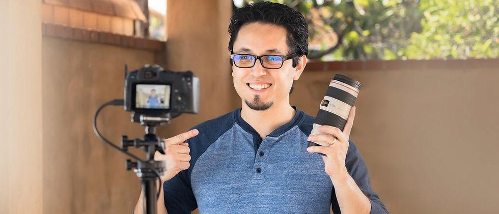 Nu kan man använda Canons EOS-kameror som webbkameror