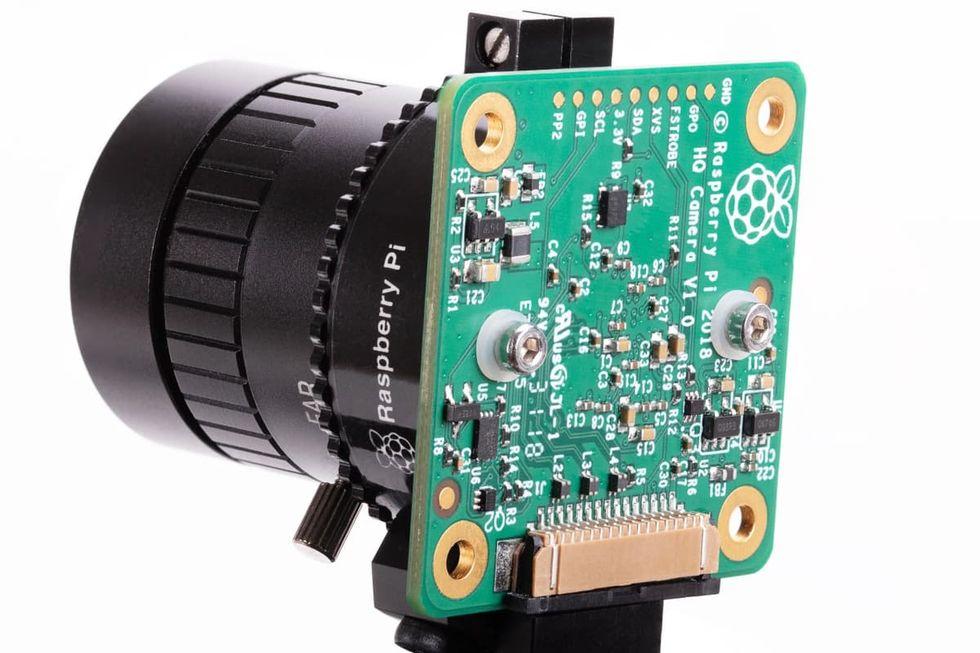 Raspberry Pi lanserar ny kameramodul