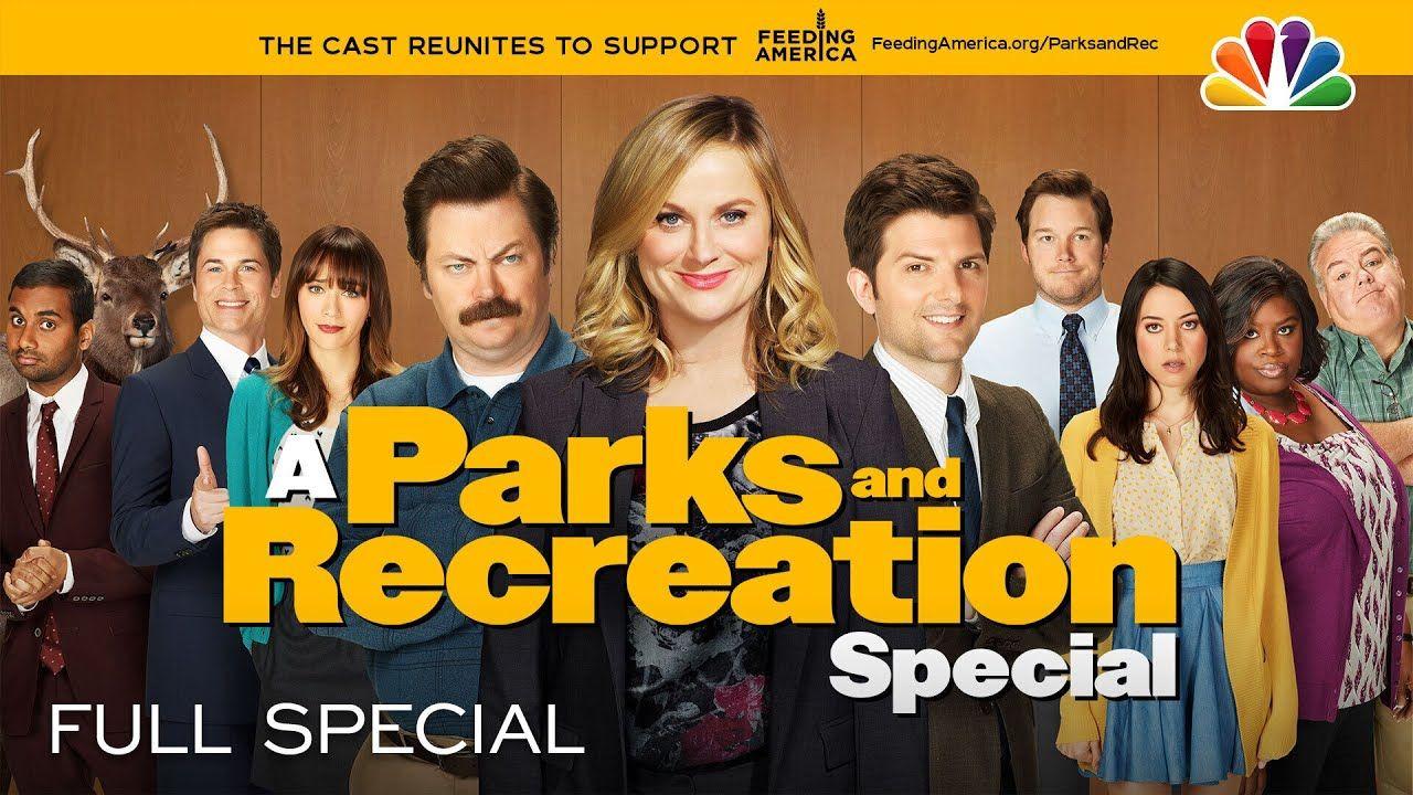 Parks and Recreation sände specialavsnitt