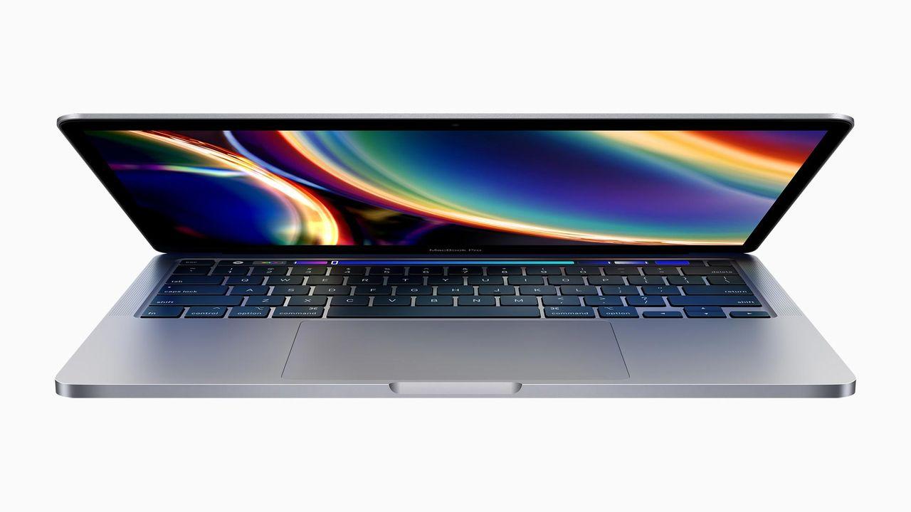 MacBook Pro uppdateras med Magic Keyboard!