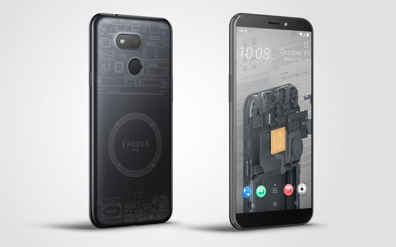 HTC:s kryptovaluta-telefon kan typ betala sig själv
