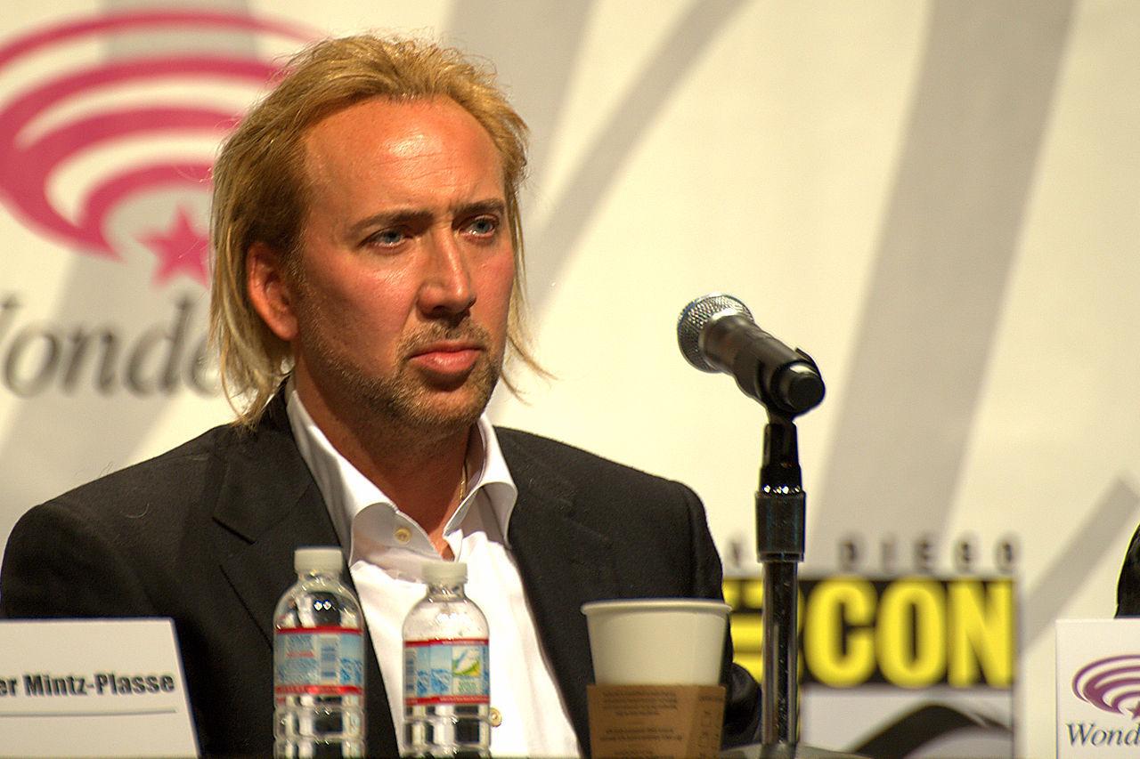 Nicolas Cage ska spela Joe Exotic i ny tv-serie