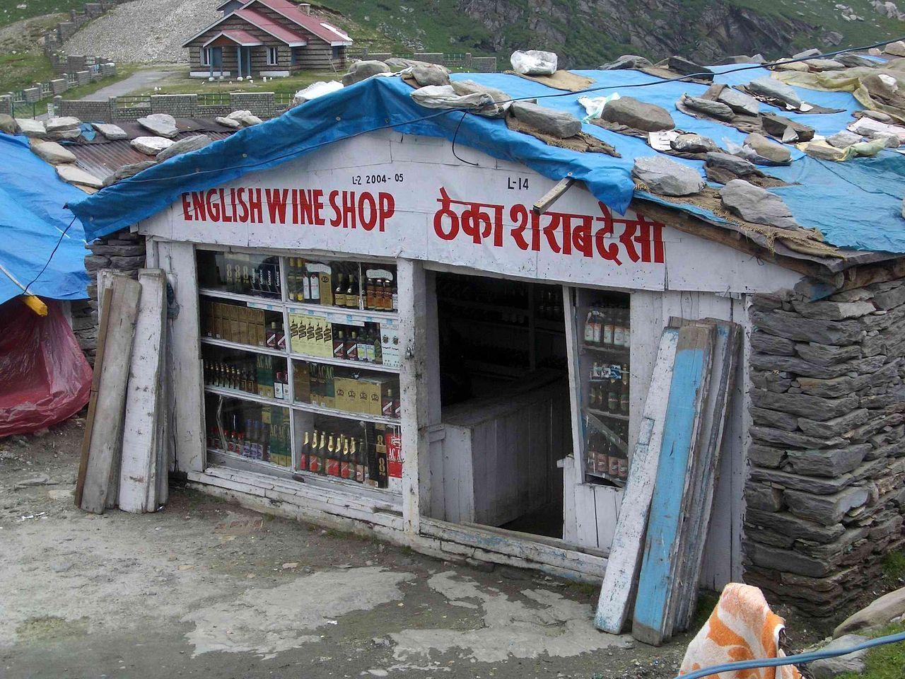 Indien inför coronaskatt på alkohol
