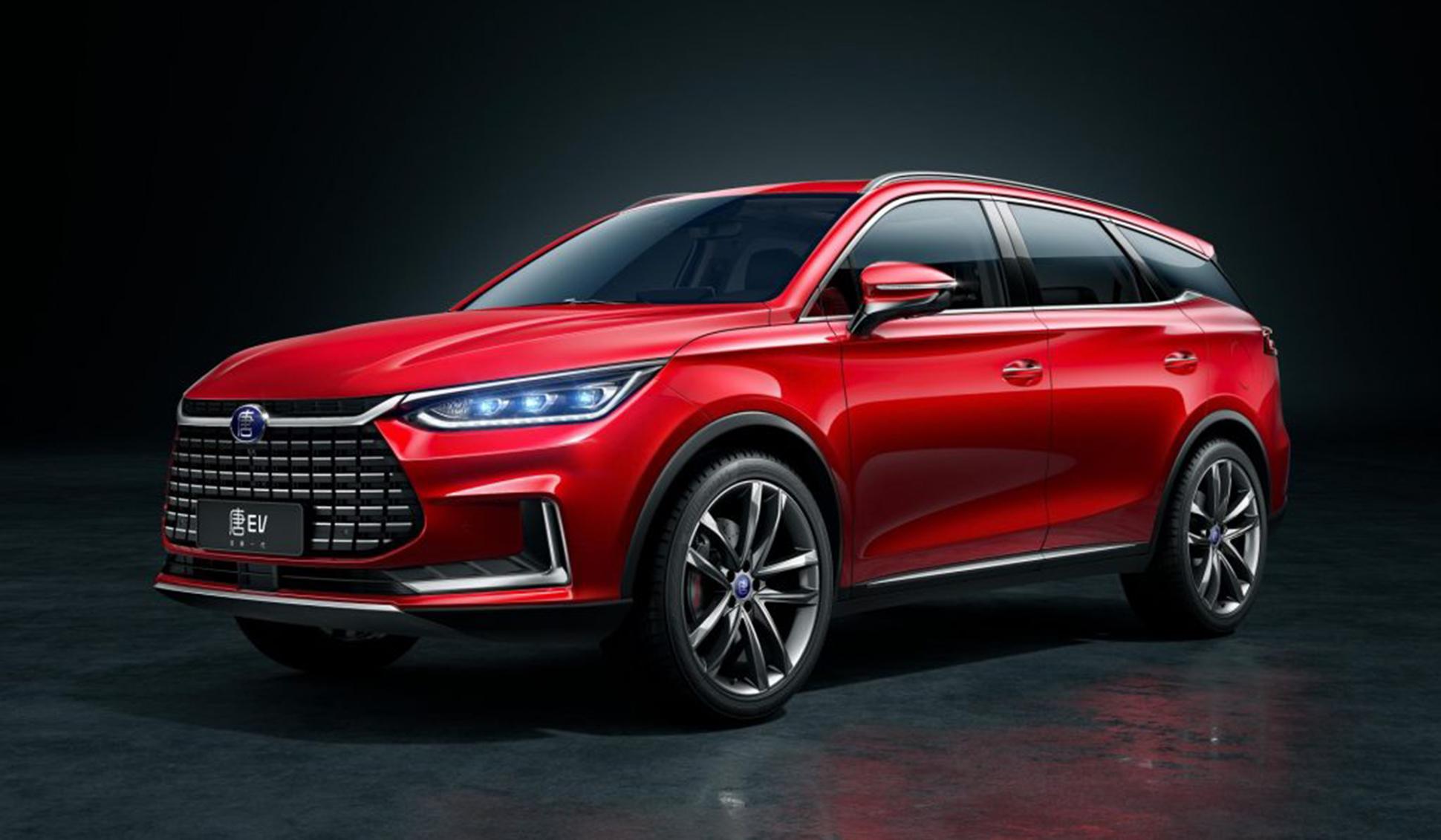 Kinesiska BYD kommer till Europa i år Börjar i Norge med eldriven SUV