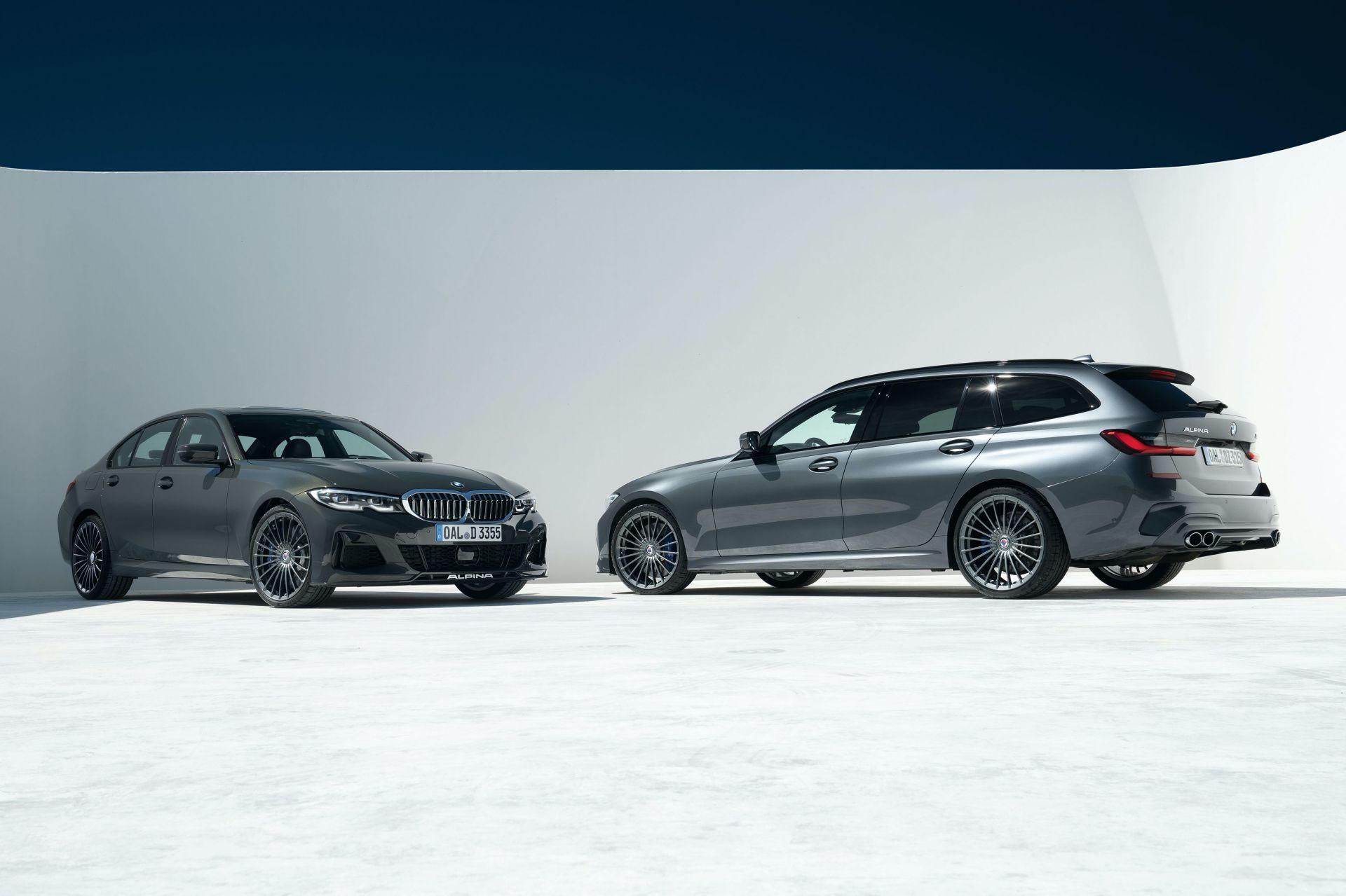 D3 S - ny Alpina för dig som gillar brutal dieselkraft