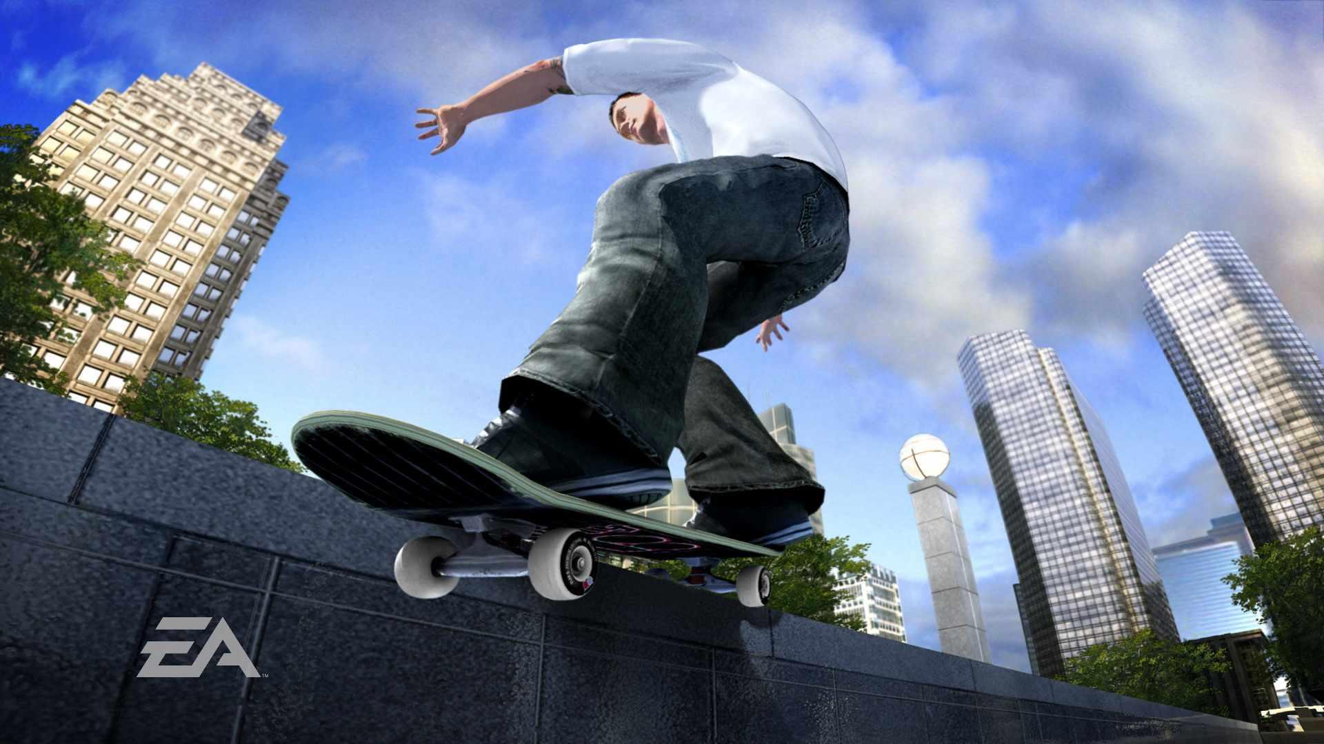 EA verkar ha nytt Skate-spel på ingång Till mobiler...