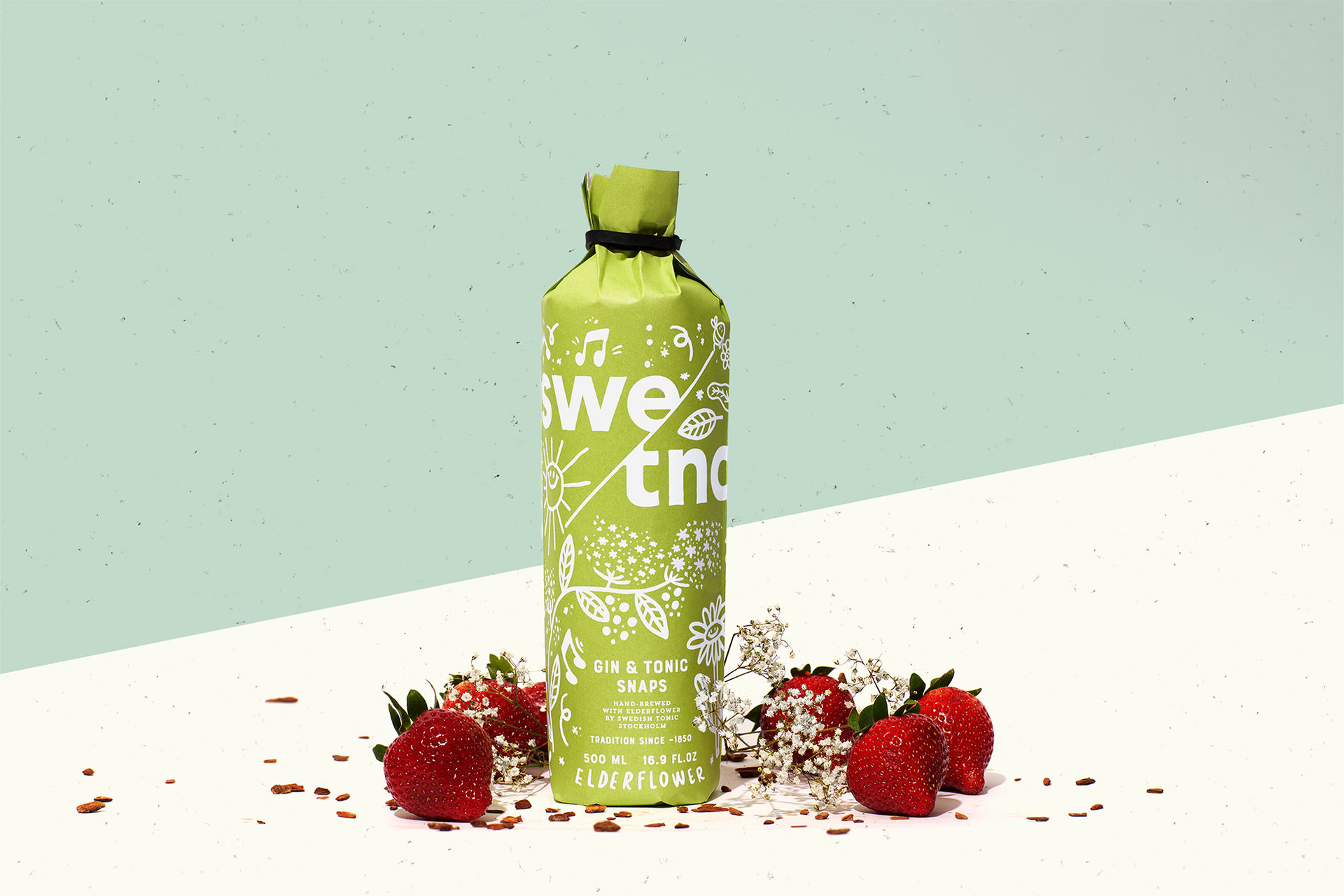 Swedish Tonic presenterar Gin & Tonic-snaps