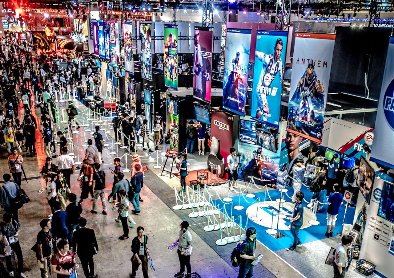 Tokyo Game Show 2020 ställs in
