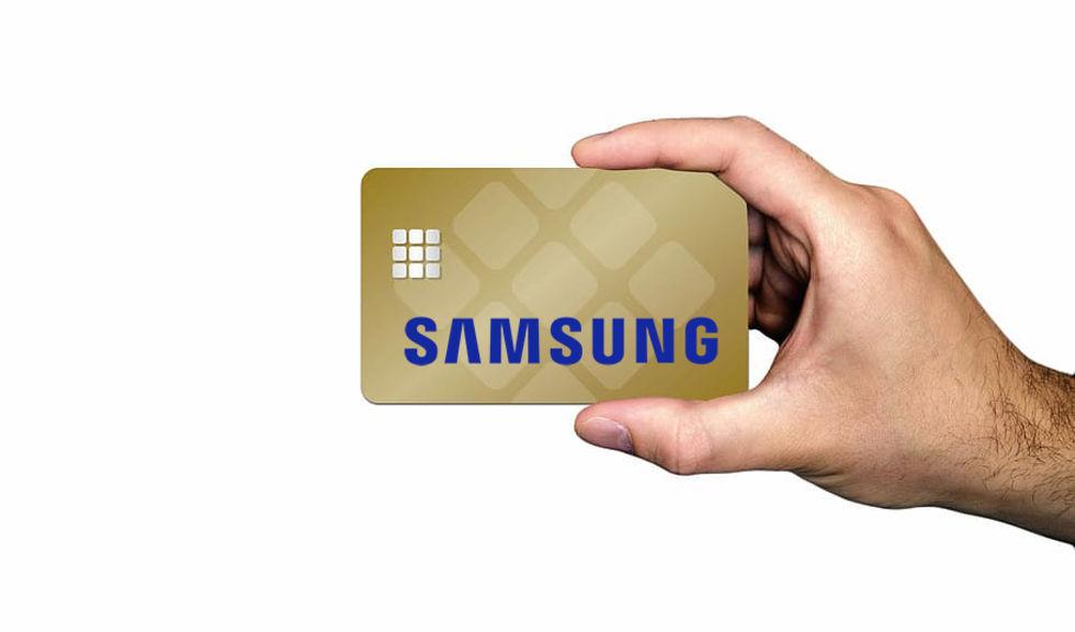 Samsung släpper betalkort för Samsung Pay
