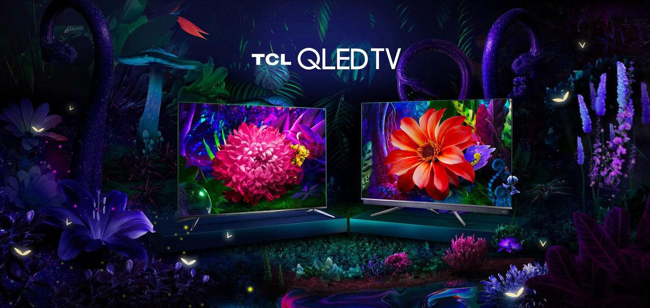 TCL lanserar sina nya QLED-modeller