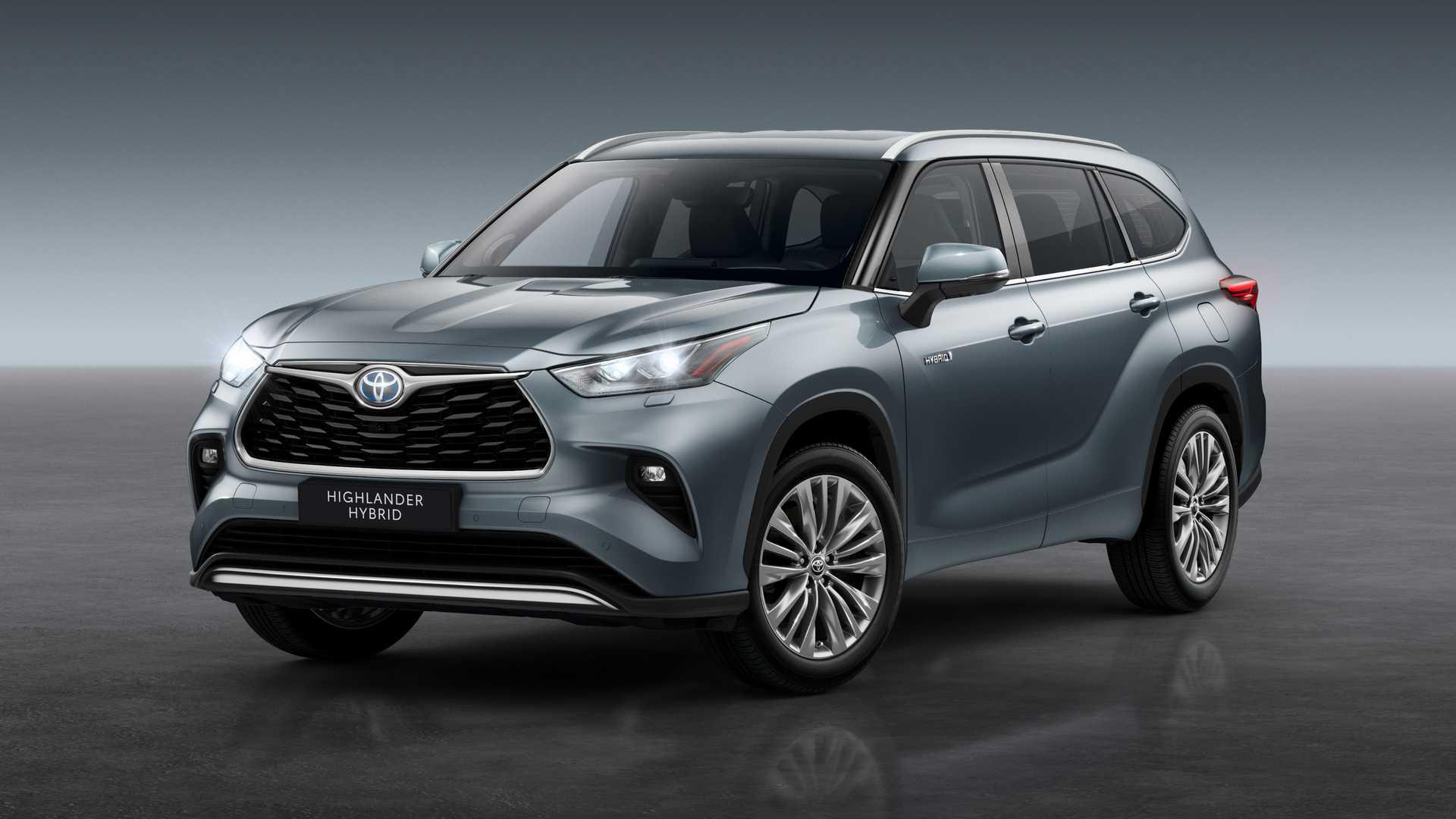 Toyotas stora SUV kommer till Sverige Sjusitsiga Highlander lanseras nästa vår