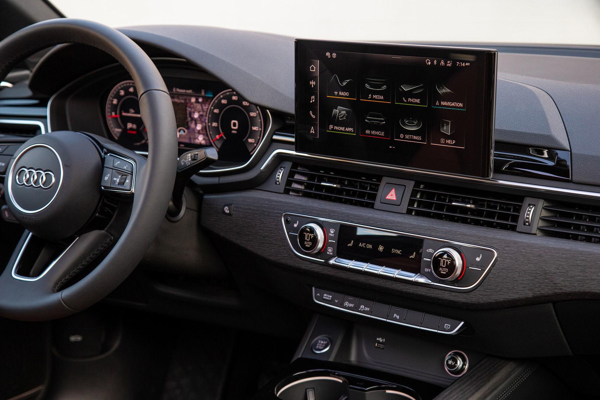 Nästa generation av Audis infotainmentsystem släpps i höst