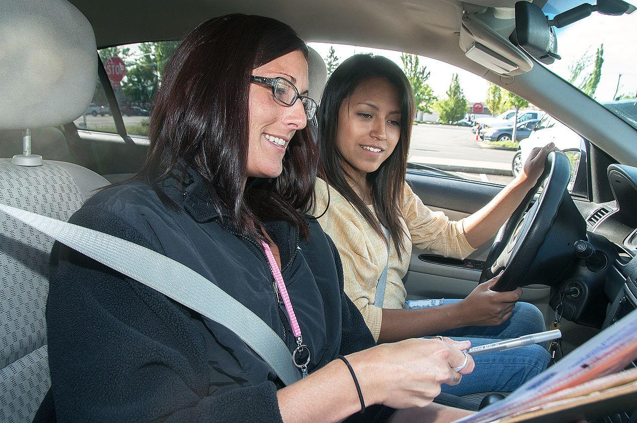 Delstaten Georgia återinför uppkörning för körkort