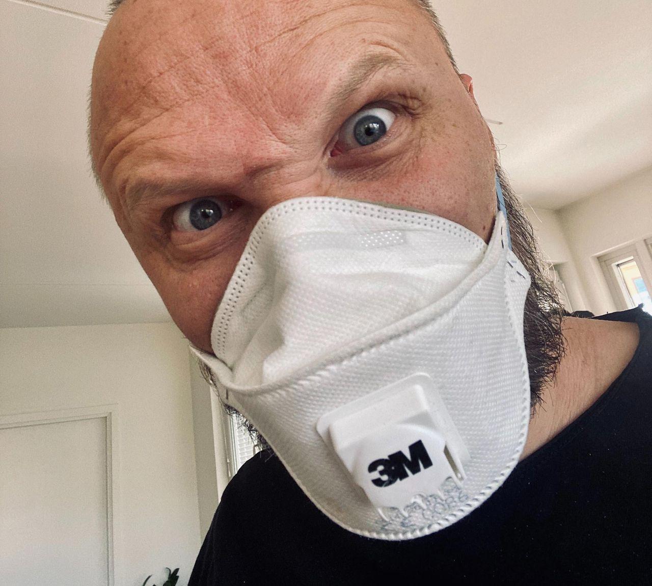 SAS inför krav på ansiktsmask för alla över sex år
