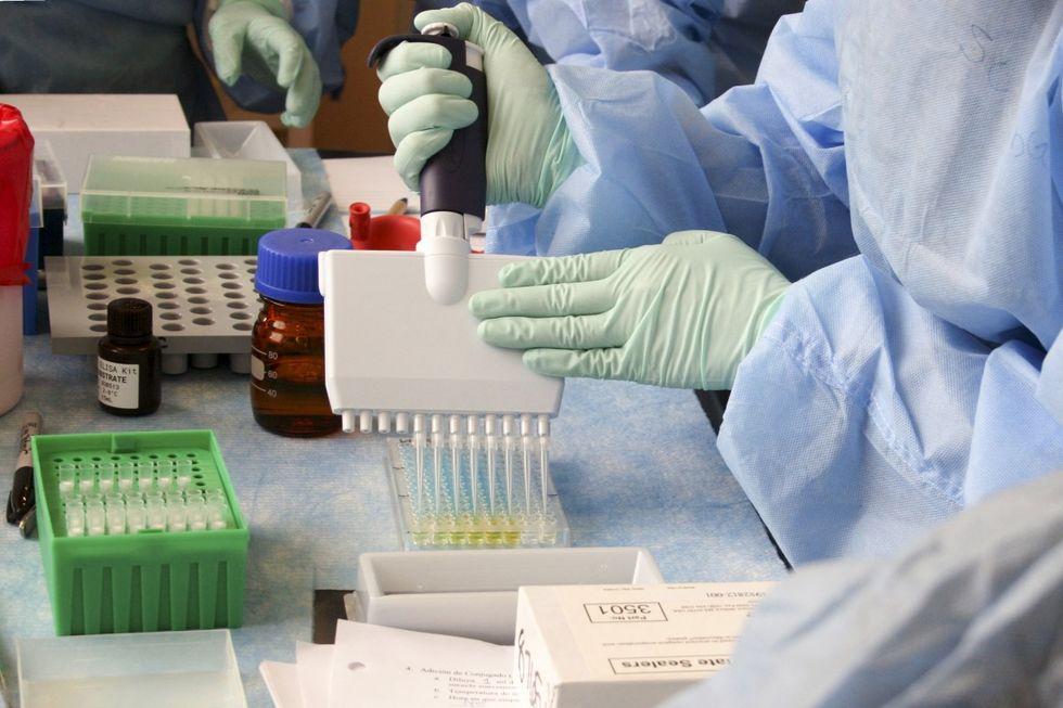 Kina anklagas för att försöka stjäla forskning om coronaviruset