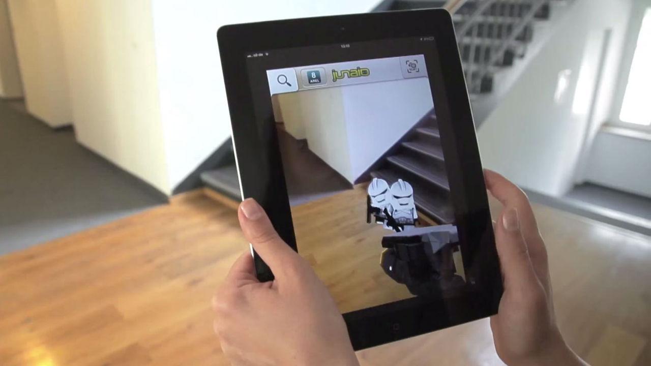 Apple köper AR-företaget Metaio