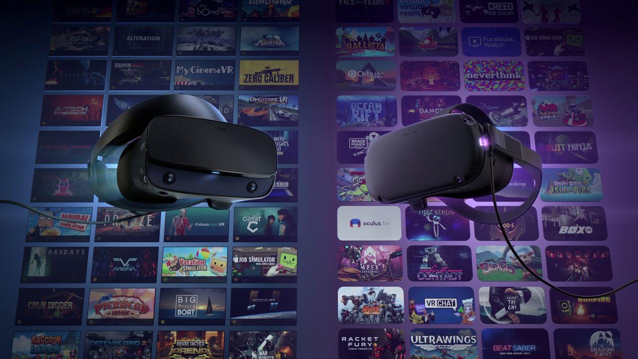 Oculus Link går nu att använda med de flesta USB-kablarna