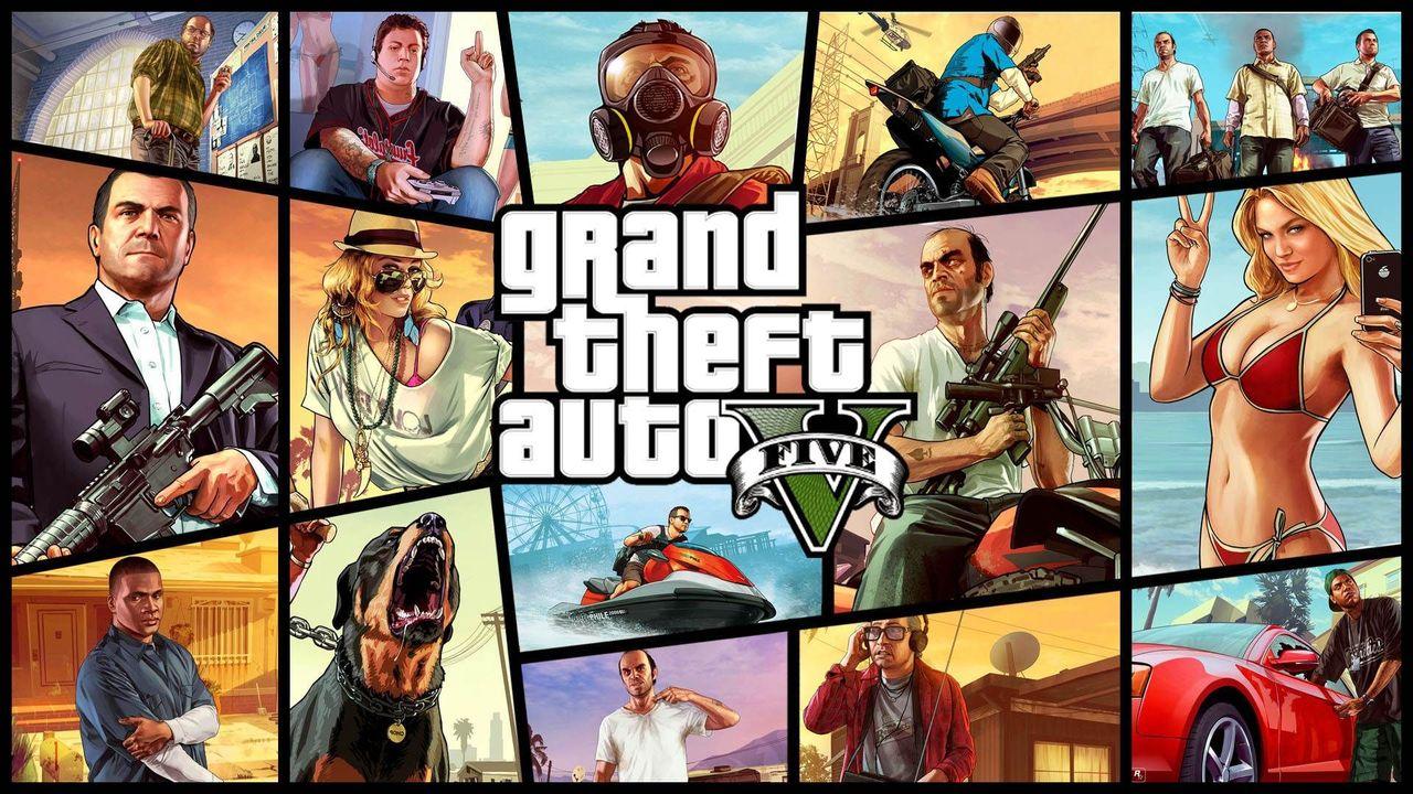 Rockstars tjänster går på knäna efter GTA V-erbjudande