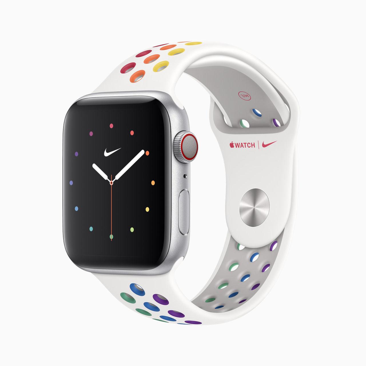 Här är årets Pride-armband till Apple Watch