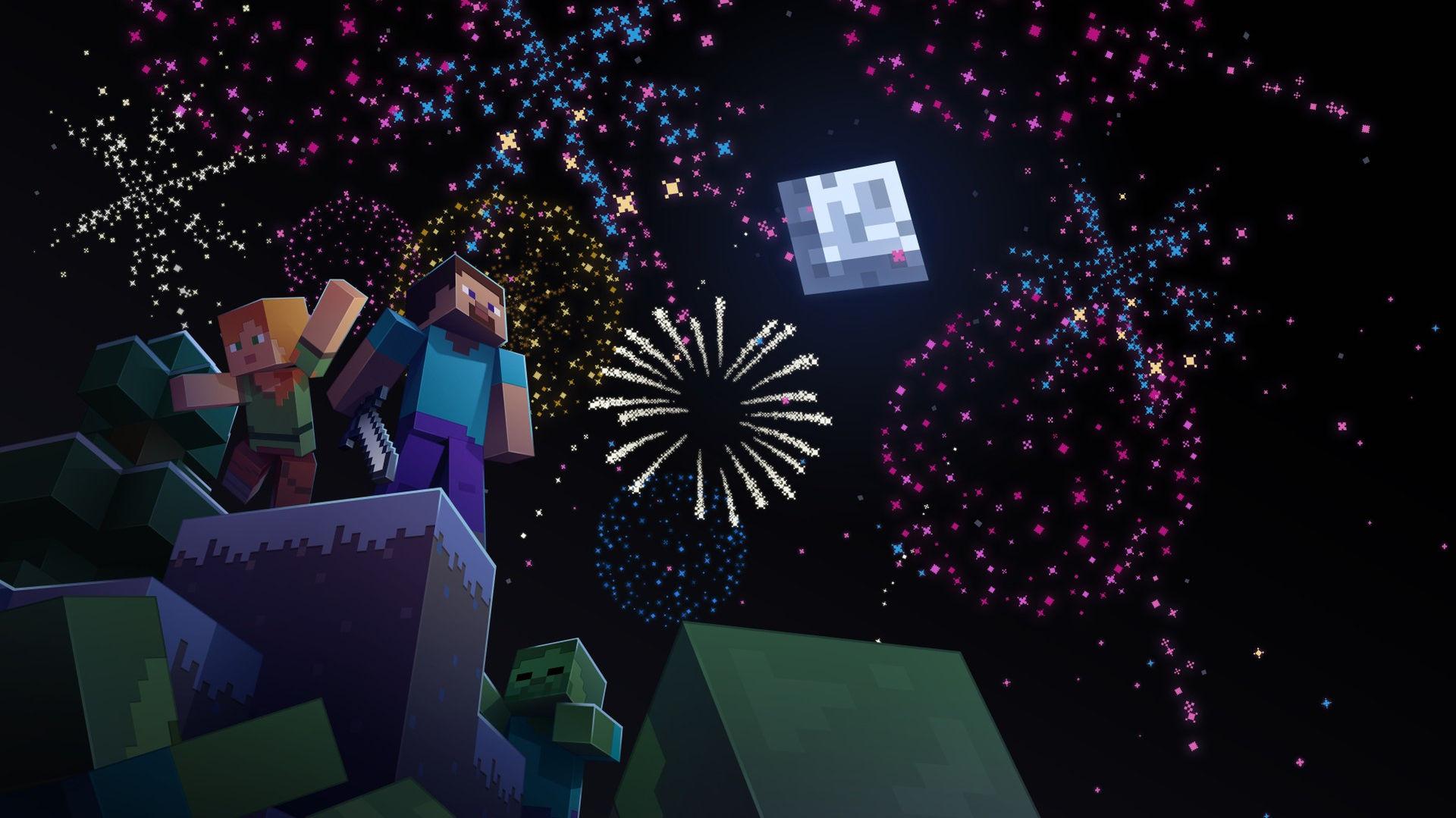 Nu har det sålts 200 miljoner exemplar av Minecraft