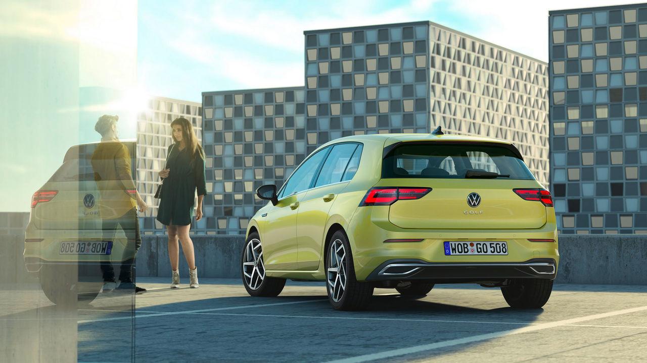 Volkswagen har fortfarande problem med mjukvaran i nya Golf