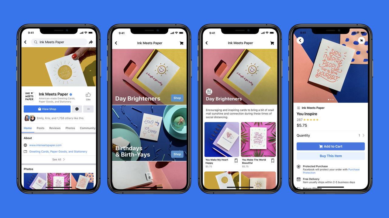 Facebook gör storsatsning på e-handel