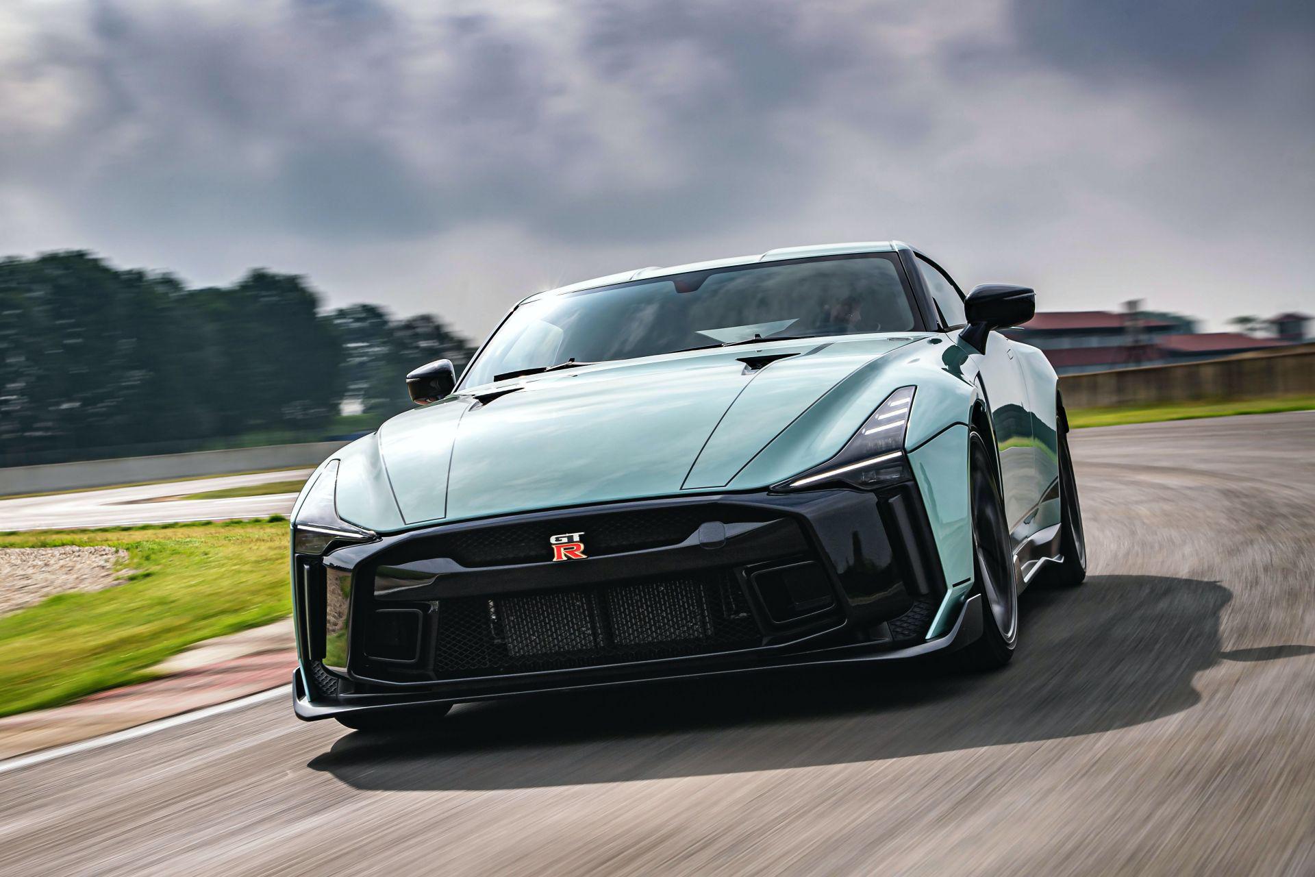 Italdesigns Nissan GT-R har gjort sin publika debut