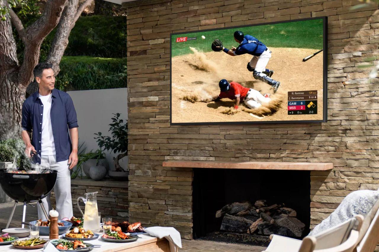 Samsung släpper utomhus-tv:n Terrace