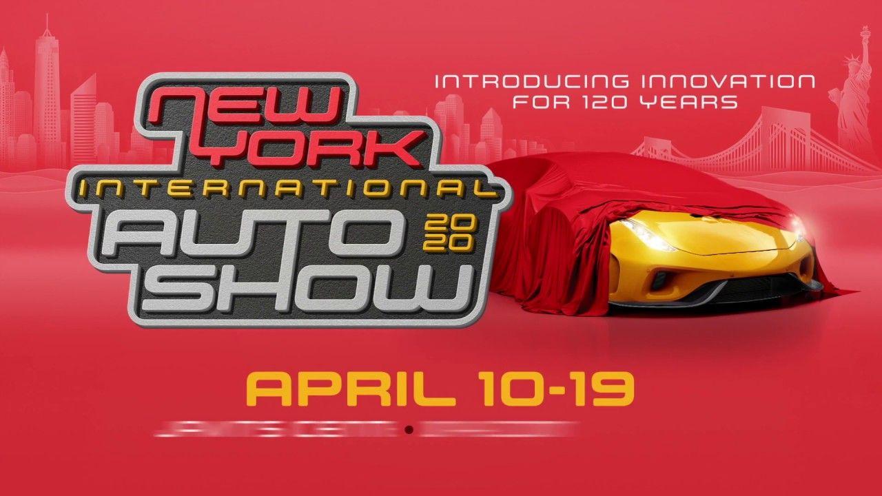 Det blir inget New York International Auto Show i år
