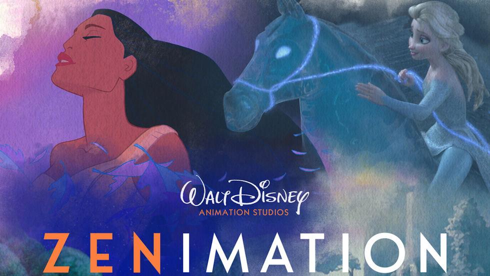 Disney lanserar Zenimation