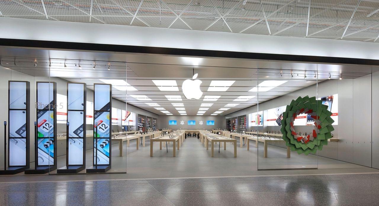 Apple öppnar upp svenska butiker efter pandemi-stängning