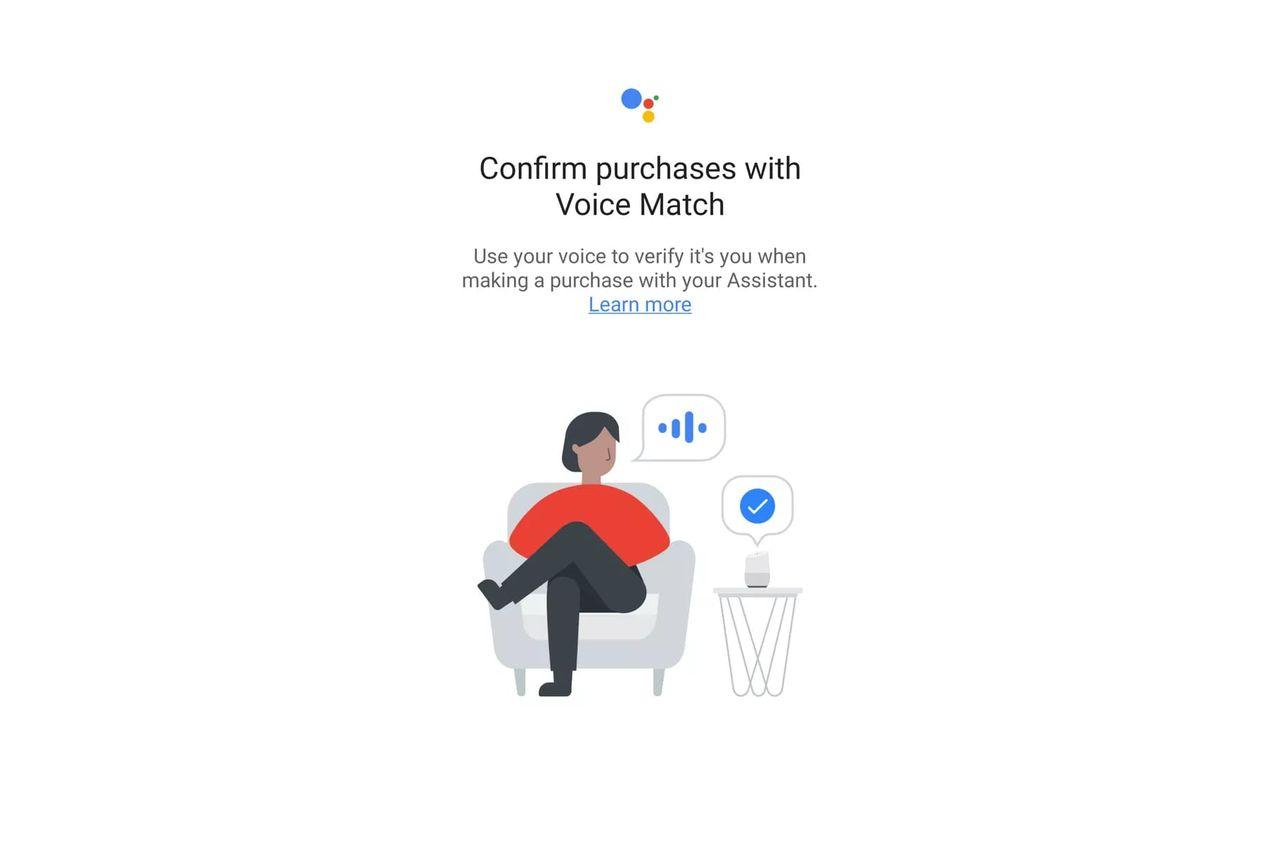 Google Assistant ska få röstbekräftelse vid betalningar