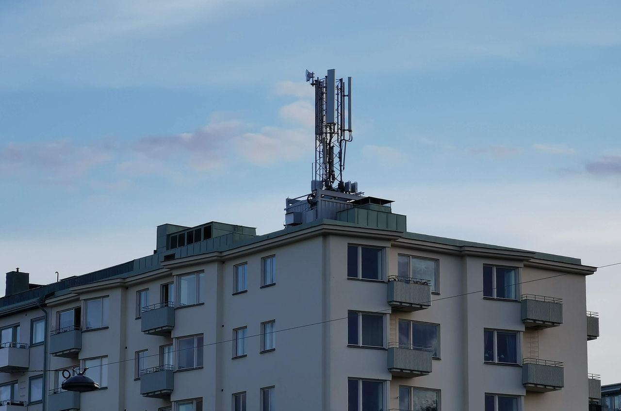 Telia inviger 5G-nät i Stockholm