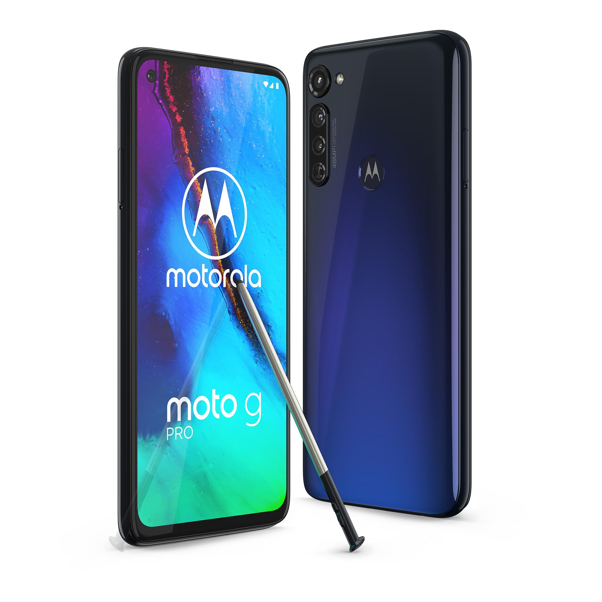 Motorola presenterar Moto G Pro Var mer produktiv med penna
