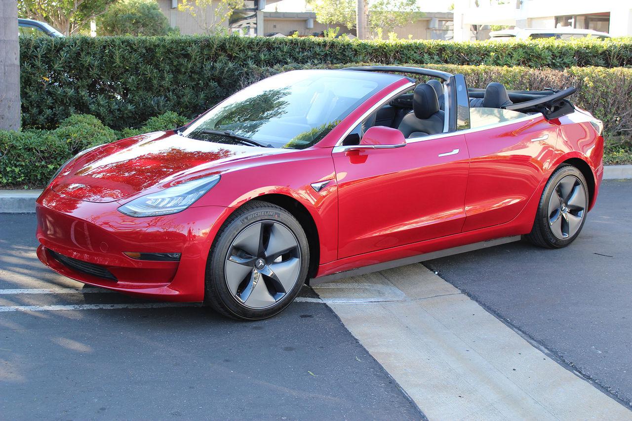 Företag fixar cab av din Tesla Model 3