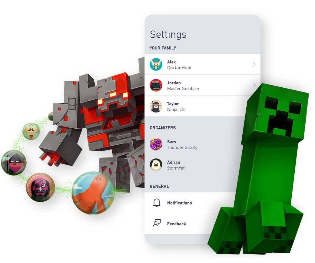 Xbox Family Settings håller koll på barnens spelande Microsoft ger föräldrar möjlighet att kontrollera spelandet lite mer