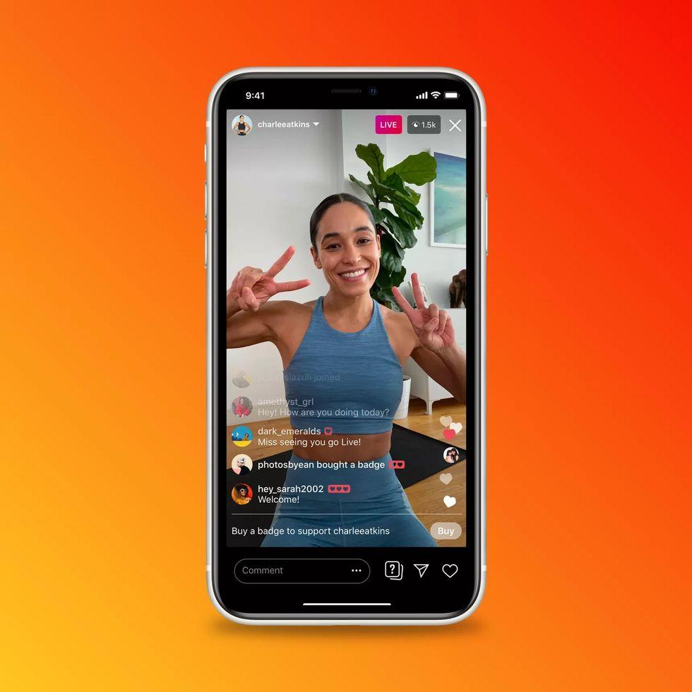 Instagram delar med sig av annonspengar till Influencers