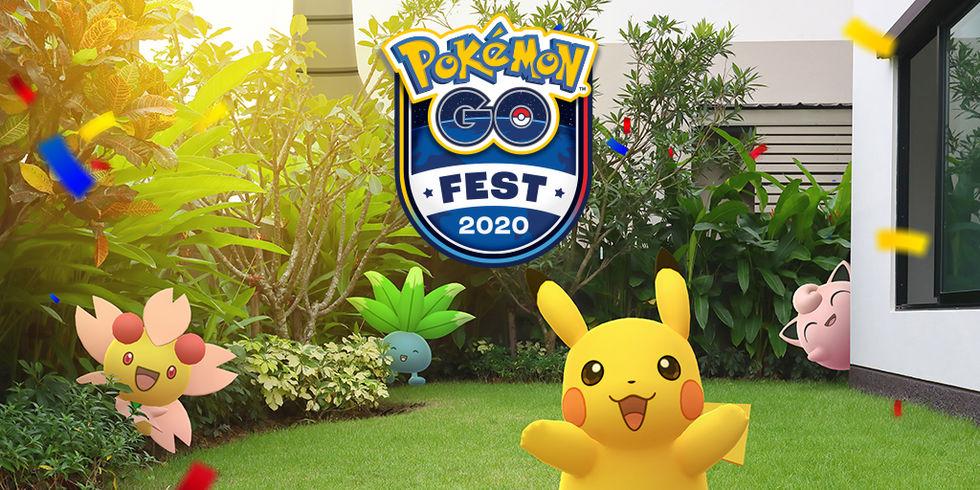 Årets Pokémon Go Fest blir virtuell