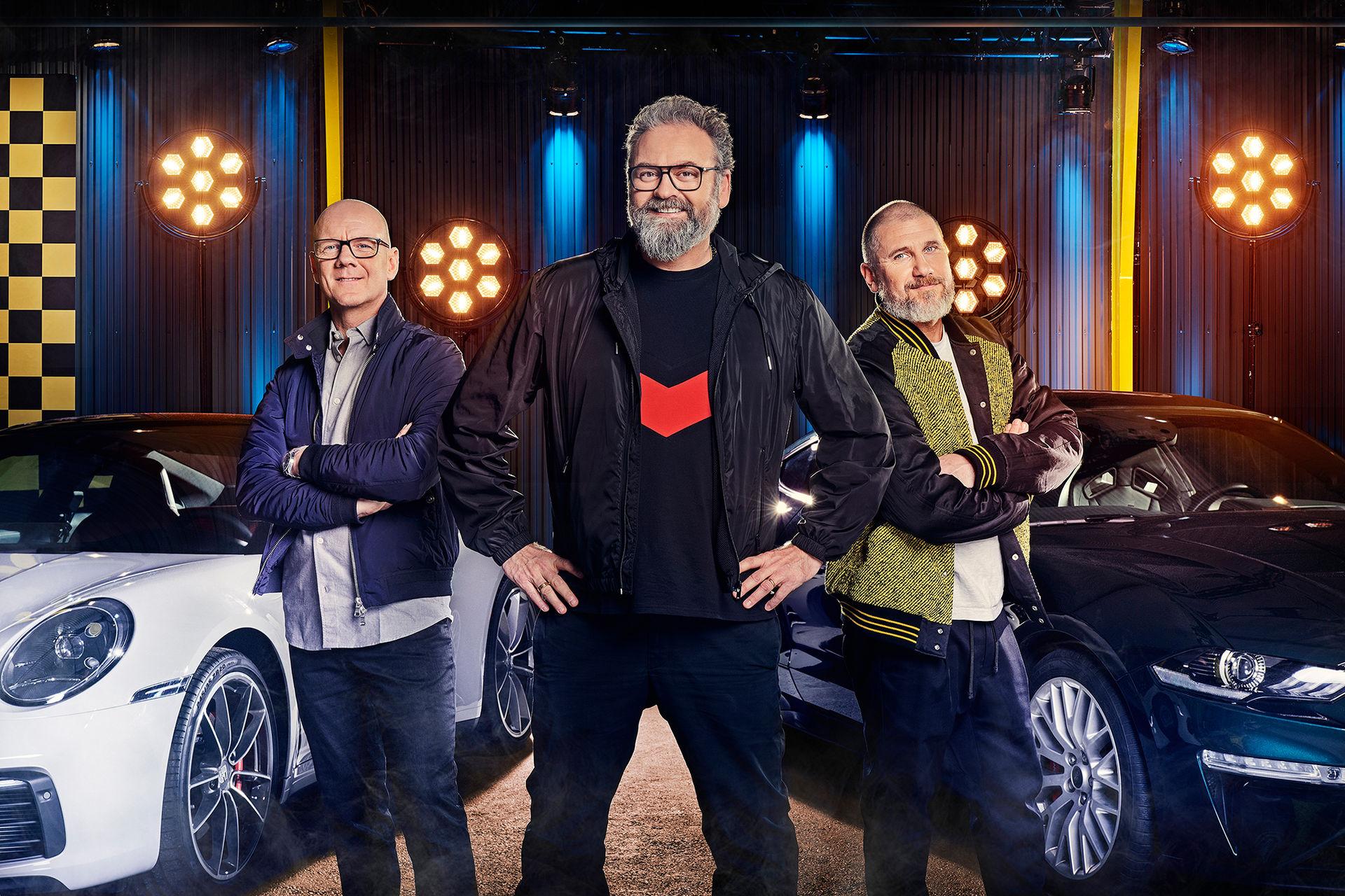 Top Gear Sverige har premiär den 15 juni