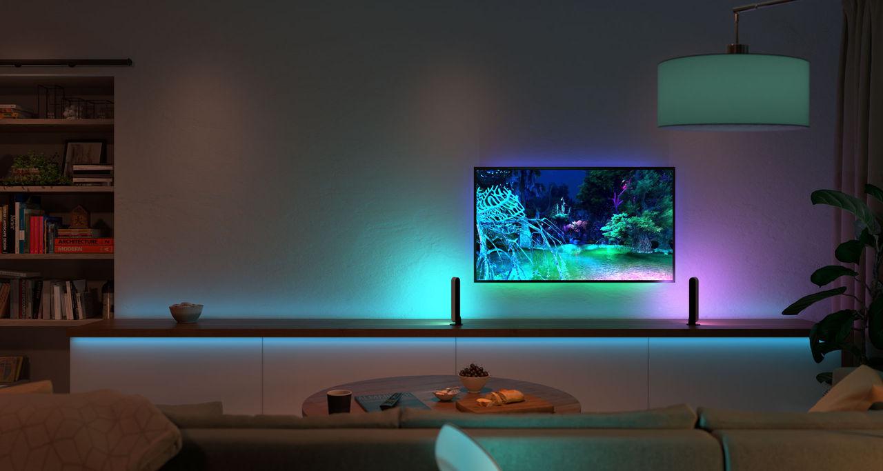 Philips Hue Play får stöd för HDR10+ och Dolby Vision