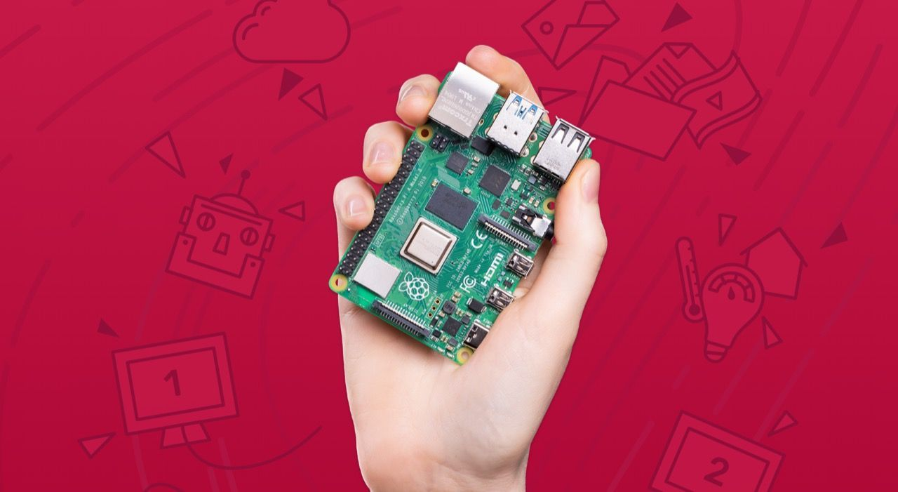 Nu kommer Raspberry Pi 4 med 8GB minne