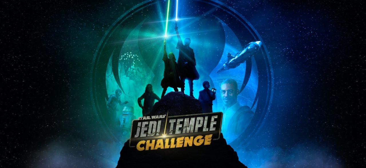 Snart drar Star Wars: Jedi Temple Challenge igång
