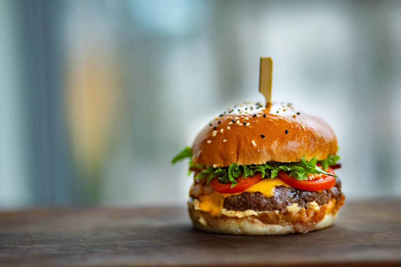 Tut i luren! Idag är det National Burger Day!