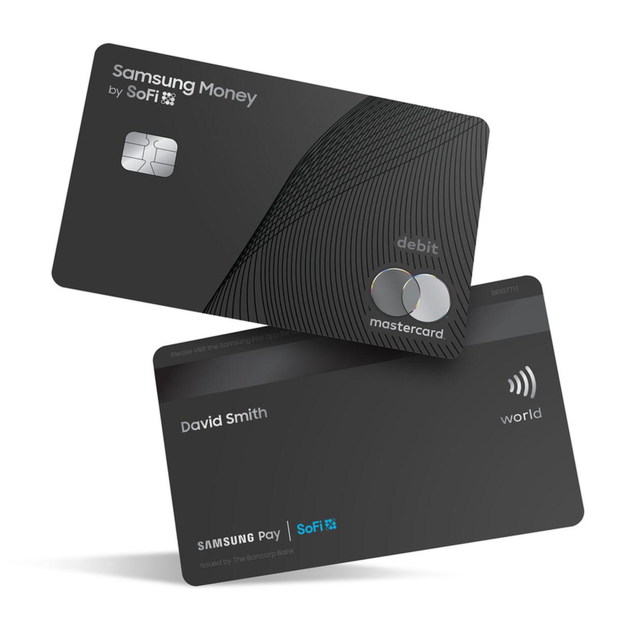Samsung lanserar betalkortet Samsung Money